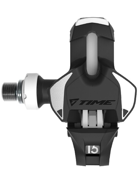 Time Xpro 15 Titan Carbon Road Pedals black/white